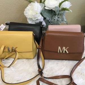 Michael Kors small Montgomery crossbody